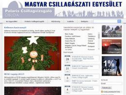 A Magyar Csillagászati Egyesület médiatár, tudományos előadások