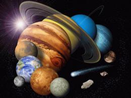 Mennyire óriás és mennyire jelentéktelen az ember - csillagászati méretek